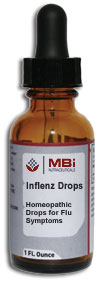 MBi Inflenz Homeopathic Drops