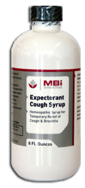 MBi Expectorant Cough Syrup